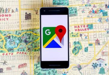 Google поделится данными о изменении движения на улицах