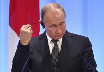 Путин не знает что делать и теряет контроль над страной