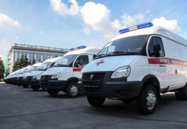 Россия на восьмом месте в мире по числу заразившихся COVID-19