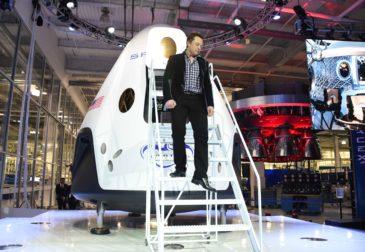 Запуск астронавтов на Dragon официально подтверждён