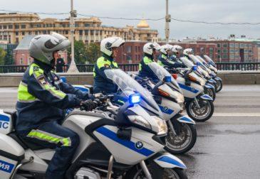 Дмитрий Бобов – байкер-полицеский на страже порядка в Тюмени