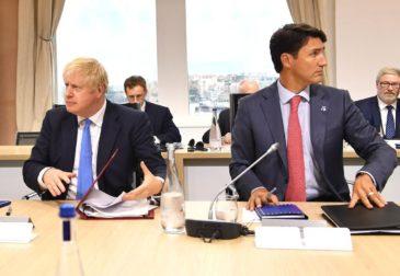 Страны против возвращения России в G7