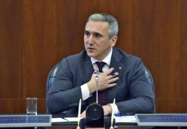 Биография Александра Моора: от школьной скамьи до губернатора Тюменской области